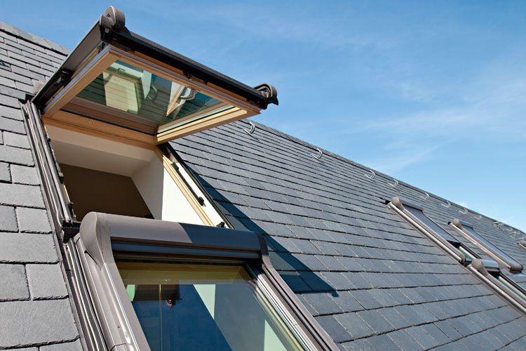 roto - wohnideen - holzbau renz | dachreparatur | dachfenster, Wohnideen design